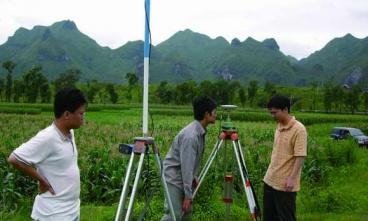 GPS应用于公路测量