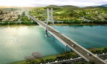 广西百色东合大桥