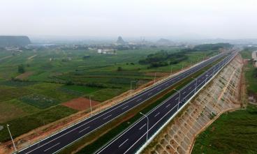 广西南宁第二机场高速