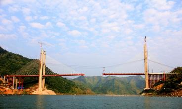 红水河特大桥