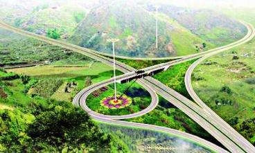 湖南醴潭高速公路.