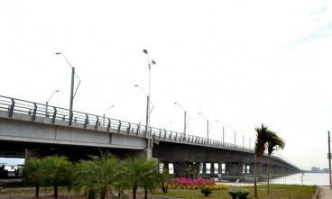 厄瓜多尔巴巴奥约河大桥