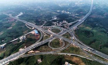 吴圩机场至大塘高速公路大塘互通